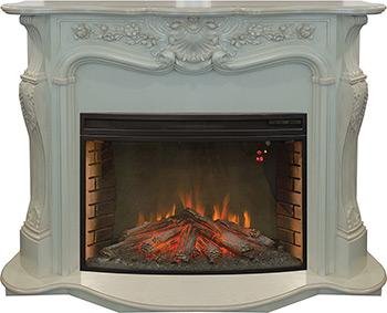 Каминокомплект Realflame Ellada 33 WT с Firespace 33 S IR цена и фото