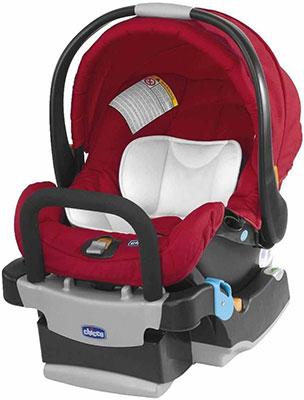 Автокресло Chicco KeyFit EU W/ Base (Red) автокресло babysafe golden 360 red