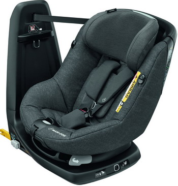 Автокресло Maxi-Cosi Axiss Fix Nomad Black 8020710110 автокресло детское maxi cosi cabrio fix robin red 61708990