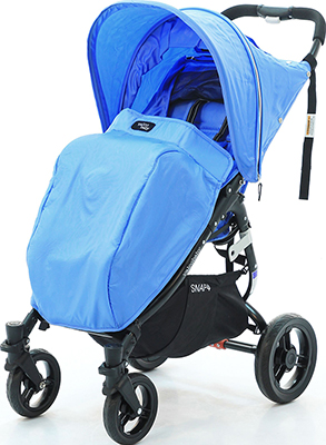 Накидка на ножки Valco baby для Snap 4 Duo Powder blue 9592