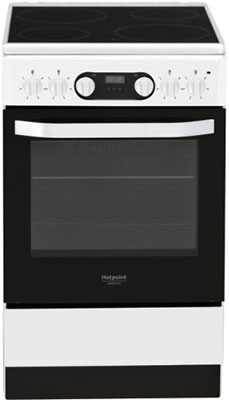 Электроплита Hotpoint-Ariston HS5V5CMW/RU