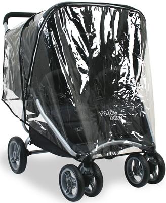 цена на Дождевик Valco baby Raincover Two Hoods Snap Duo 9365