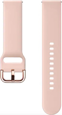 Ремешок Samsung Galaxy Watch Active (R500) active l.pink M ET-SFR50MPEGRU цена