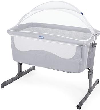 Сетка москитная для кроватки Chicco Next2Me (Range White) цена