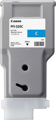 Картридж Canon PFI-320 2891 C 001 Голубой