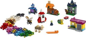 Конструктор Lego Classic 11004 Набор для творчества с окнами