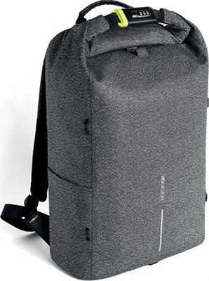 Рюкзак XD Design Bobby Urban (P705.642) серый рюкзак для ноутбука xd design bobby compact до 14 цвет серый розовый 11 л
