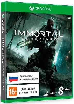 Игра для приставки Microsoft Xbox One Immortal: Unchained Стандартное издание недорго, оригинальная цена