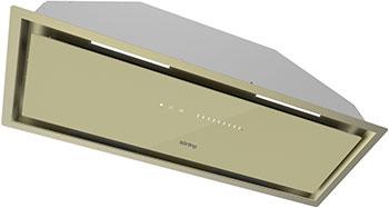 Вытяжка Korting KHI 9997 GB Бежевое стекло вытяжка korting khi 6997 gb бежевое стекло