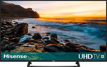 лучшая цена 4K (UHD) телевизор HISENSE H65B7300 чёрный