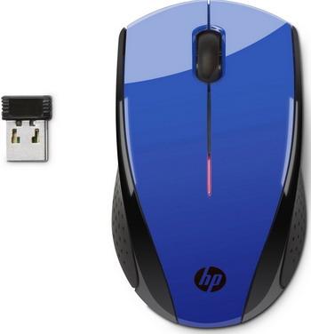 Мышь HP X3000 синяя все цены