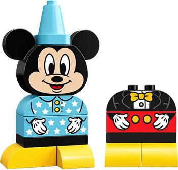 Конструктор Lego Мой первый Микки 10898 цена