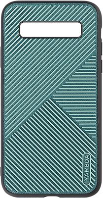 Чехол (клип-кейс) Lyambda ATLAS для Samsung Galaxy S10 (LA10-AT-S10-GR) Green