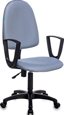 цена Кресло Бюрократ CH-1300N/GREY серый онлайн в 2017 году