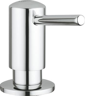 Дозатор Grohe Contemporary хром 40536000 дозатор жидкого мыла grohe contemporary встраиваемый в столешницу хром 40536000