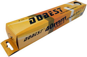 Мяч DoBest 6шт/уп BA-02/1 мяч для н т dobest ba 02 6шт уп