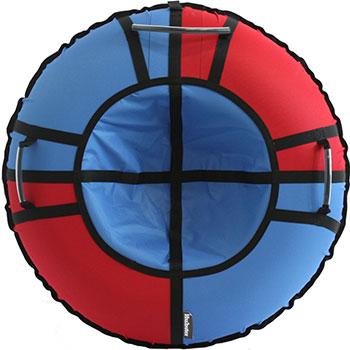 Тюбинг Hubster Хайп красный-синий (90см) тюбинг hubster sport pro красный синий 90см во4196 4