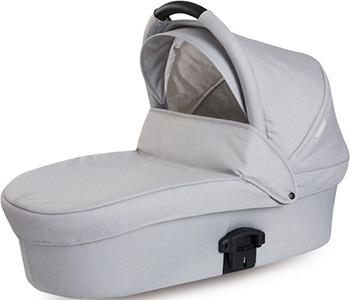 Люлька X-Lander X-Pram light Morning grey T-AKC01-00803 конверт x lander для прогулочной коляски x lander x cosy