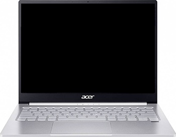 Ноутбук ACER Swift 3 SF313-52-56L2 (NX.HQWER.00A) серебристый