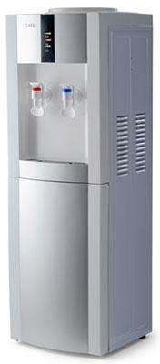 Кулер для воды напольный AEL LD-AEL-47 white/silver