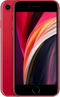 Смартфон Apple iPhone SE (2020) 128Gb красный (MXD22RU/A)