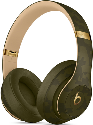 Фото - Беспроводные мониторные наушники Beats Studio3 Wireless Headphones - Beats Camo Collection - Forest Green MWUH2EE/A john morphy recollections of a visit to great britain and ireland in the summer of 1862 microform