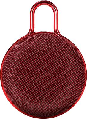 Портативная акустика Telefunken TF-PS1234B(красный)