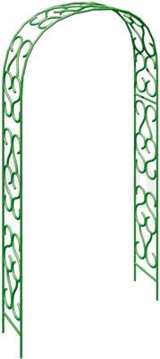 Арка садовая разборная прямая Лиана ЗА-291