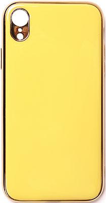 Фото - Чеxол (клип-кейс) Eva для Apple IPhone XR - Жёлтый (7190/XR-Y) чеxол клип кейс eva для apple iphone xr чёрный 7279 xr b