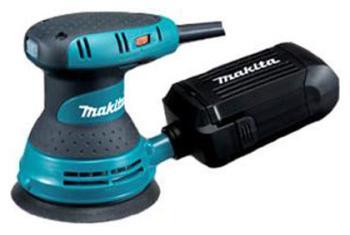 Эксцентриковая шлифовальная машина Makita BO 5031 вибрационная шлифовальная машина makita bo 4900 v