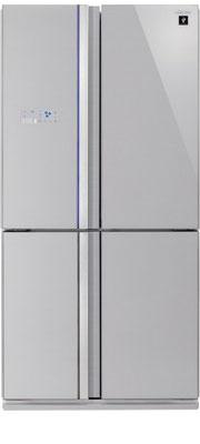 Фото - Многокамерный холодильник Sharp SJ-FS 97 VSL sj fp 97 vst