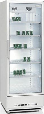 Холодильная витрина Бирюса 460 НВЭ-1 460 bbul