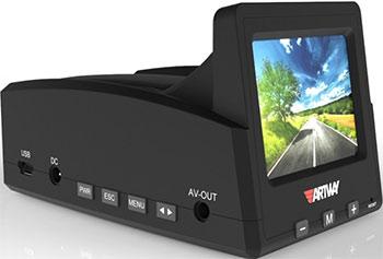 Автомобильный видеорегистратор Artway MD-100 цена и фото