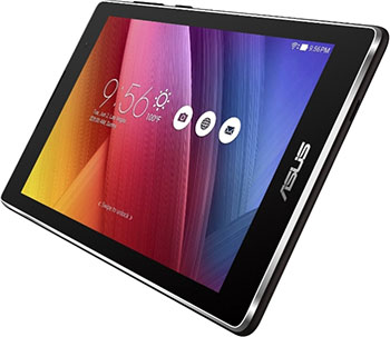 все цены на Планшет ASUS ZenPad C 7.0 Z 170 CG-1B 084 A 8Gb (90 NP 01 Y2-M 03520) белый онлайн
