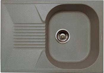 Кухонная мойка LAVA L.2 (SCANDIC серый)