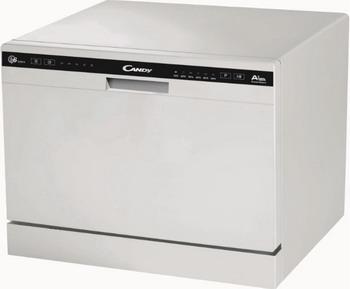 лучшая цена Компактная посудомоечная машина Candy CDCP 6/E-07