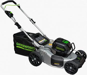 Колесная газонокосилка Greenworks GD 82 LM 53 2502007
