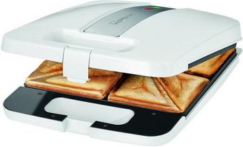 Бутербродница Clatronic ST 3629 weiss цена и фото