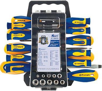 Набор отверток Kraft KT 700470 набор отверток kraft kt 700401