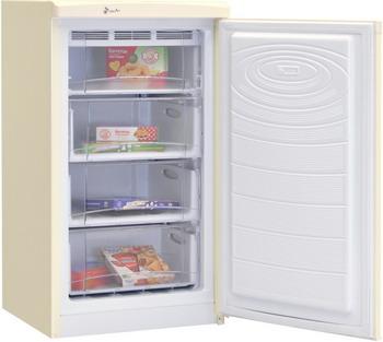 Морозильник Норд DF 161 EAP бежевый цена