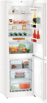 Двухкамерный холодильник Liebherr CN 4313-21 цены