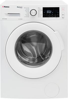 Фото - Стиральная машина Hansa WHP 6120 D4W стиральная машина hansa whp 6101 d3w класс a загр фронтальная макс 6кг