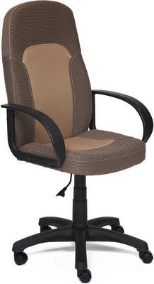Кресло Tetchair PARMA (ткань коричневый/бронзовый ЗТ12Л/21) кресло компьютерное tetchair парма parma доступные цвета обивки искусств чёрная кожа