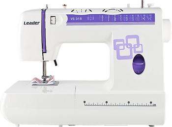Швейная машина Leader VS 318 4640005570144 швейная машина leader vs 318 4640005570144