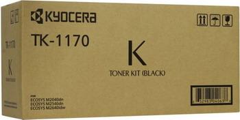 Картридж Kyocera TK-1170 картридж mak© tk 130 черный для лазерного принтера