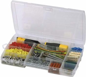 Органайзер для мелких деталей Stanley OPP Organiser пластмассовый 11 секций 1-92-888