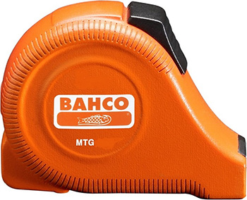 Рулетка BAHCO MTG-5-19 толстовка lacoste sh8600 mtg 2015 sh8600 mtg i1