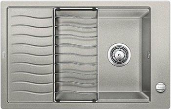 Кухонная мойка Blanco ELON XL 6S SILGRANIT жемчужный с клапаном-автоматом inFino 524837 кухонная мойка blanco elon xl 8 s жемчужный infino 524863