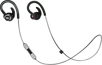 Фото - Вставные наушники JBL REFLECT CONTOUR2 черный JBLREFCONTOUR2BLK takstar микрофон для конференций черный
