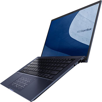 Ноутбук ASUS Pro B9450FA-BM0527R (90NX02K1-M06310) черный